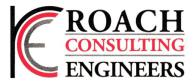 Roach Consulting Enginneers Logo