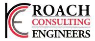 Roach Consulting Enginneers Logo